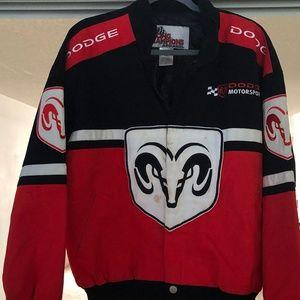 Dodge Motorsports Racing Jacket